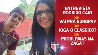 RODRIGO CAIO - LAYLA ENTREVISTA #01