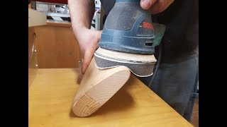 Sanding Curves With a ROS Sander? You Need a Flex Conversion! EthAnswers