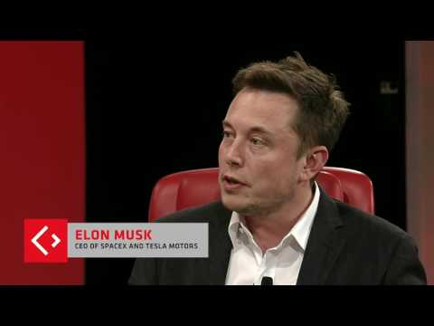 Launching the world's most powerful rocket | Elon Musk, CEO SpaceX | Code Conference 2016