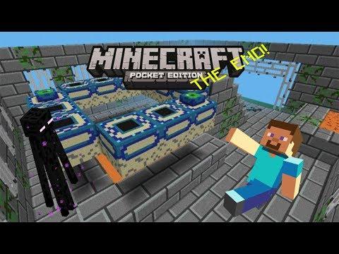 Minecraft PE: END PORTAL