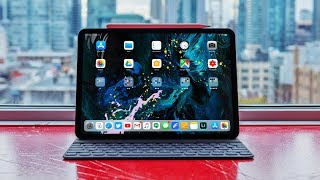 iPad Pro 2018 Review - My Student Perspective