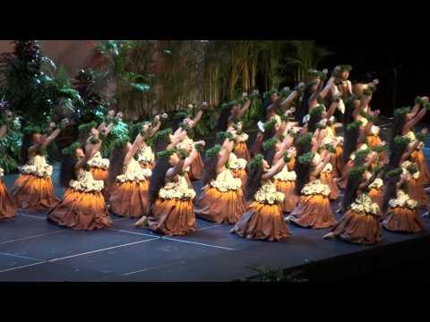 Hula Hālau ʻO Kamuela 2014 Queen Lili'uokalani Keiki Hula Competition (Kahiko)