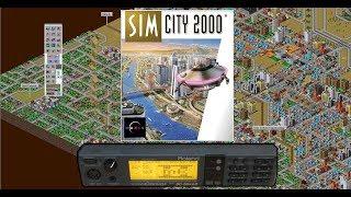 Sim City 2000 Video Game Soundtrack - General Midi (SC-55) 1993