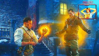 "WORLDS FIRST ""DER EISENDRACHE"" EASTER EGG ENDING CUTSCENE (Black Ops 3 Zombies)"