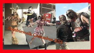Zombiewalk Columbus 2015 (Midwest Haunters Convention)