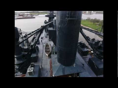 Battleship Texas State Historic Site (in La Porte, TX)