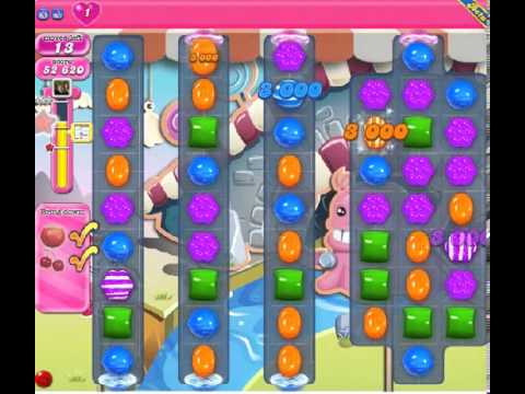 How to beat Candy Crush Saga Level 90 - 3 Stars - No Boosters - 98.520pts