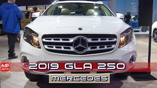 2019 Mercedes GLA 250 - Exterior And Interior - 2018 LA Auto Show