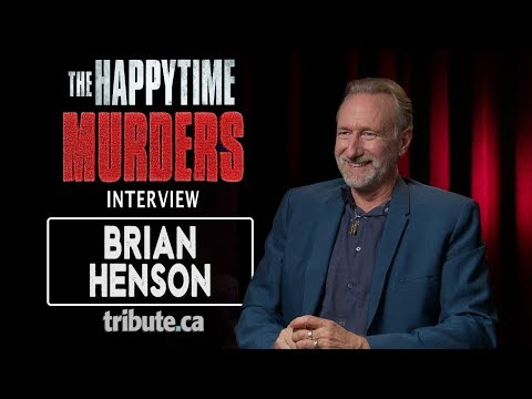Brian Henson - The Happytime Murders Interview