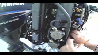 Outboard Fuel Injectors