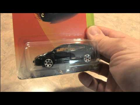 Classic Toy Room - '08 TOYOTA PRIUS Matchbox car review