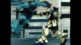 Gouf vs Ez8 Best Fight Scene Ever Made