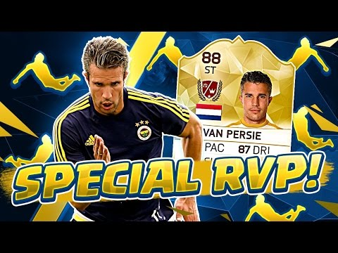 THE BEST ROBIN VAN PERSIE HIGHEST RATED TURKISH STRIKER! FIFA 16 ULTIMATE TEAM