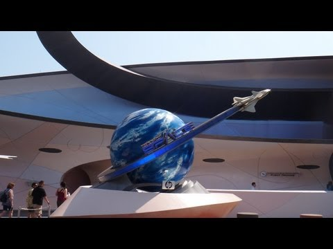 Mission: SPACE (On Ride) Epcot - Walt Disney World Orlando