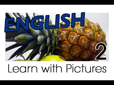 Learn English - English Fruit Vocabulary