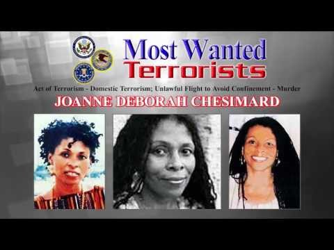 Joanne Chesimard Added to Most Wanted Terrorists List - Smashpipe News Video