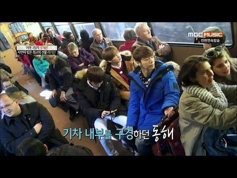 [eng Sub] Super Junior's One Fine Day Episode 3 video