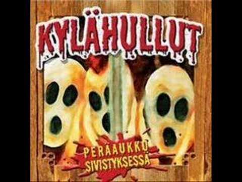 Kylahullut - Torakat