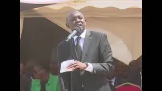 Ruto defends men over second wives