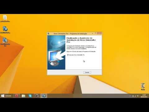 Como baixar, instalar e crackear Revo Uninstaller Pro 3.0.8 (2014)