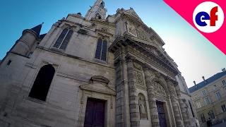 Saint-Étienne-du-Mont Paris (HD 1080p 60fps)   Explore France