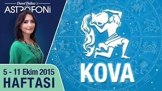 KOVA Burcu Haftalık Yorumu 5-11 Ekim 2015