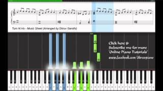 download lagu Tum Hi Ho Violin Sheet Music Easy To Play gratis