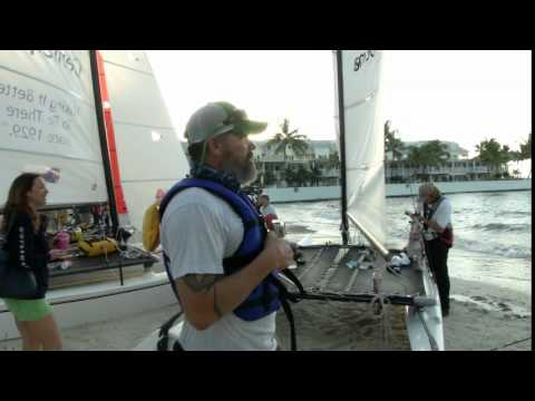 First Sanctioned Key West-to-Cuba Sailing Race in 50 Years Begins (Video)