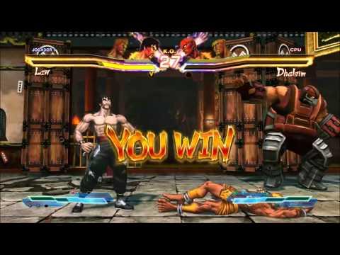 Gamer K | Street Fighter x Tekken - Paul e Law [ Arcade Mode ]