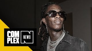 Young Thug Unveils Tracklist