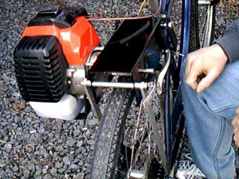 Roadbug Bicycle Engine Kit Motorized Bike Drive Roller