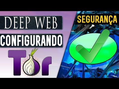 Deep Web: Configurando o novo Tor Browser