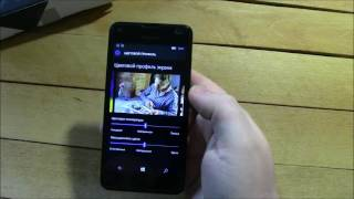 Microsoft Lumia 550 - сможет ли заменить iPhone SE?