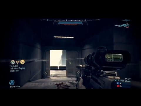 Absolutely - Halo: Reach Montage - Edited by Snipetality