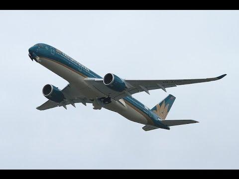 6+ Minutes Plane Spotting - Paris Charles de Gaulle Airport [CDG/LFPG]