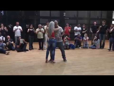 Albir and Sara Bachata dance