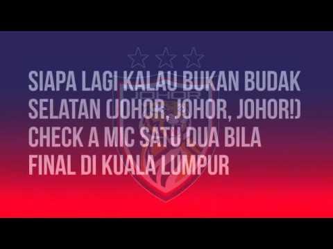 Lagu Kita Tetap Menang!!! Insyallah...suntik semangat dua pasukan Johor Darul Takzim FC dan Johor United#Luaskan Kuasamu Harimau Selatan More info click http...