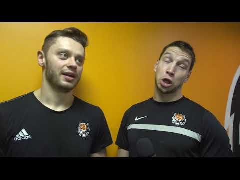 Томаш Зогорна и Александр Пикар: Bloopers