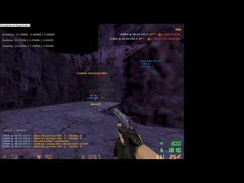 Чит Alien h4x от satalog.info CS 1.6 Cheat