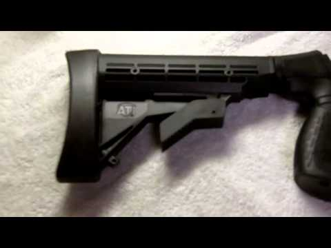 ATI Talon Tactical Six Position Shotgun Stock Unboxing