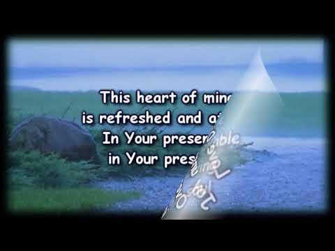 Let The Rain Of Your Presence Fall On Me   Jacque DeShetler   Worship Video with lyrics