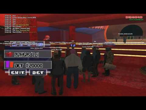 Diamond RP - Игра в казино  на 10.000.000$ миллионов... | Emerald