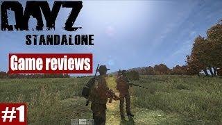 DayZ Standalone | новый патч игры 0.44