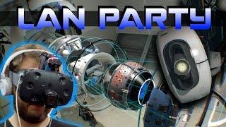 VR PORTAL - Aperture Robot Repair