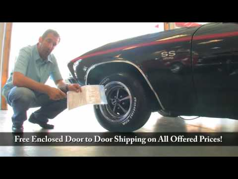 1969 Chevelle SS 396 SALE Tony Flemings Ultimate Garage reviews horsepower ripoff complaints video