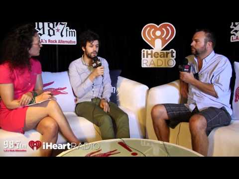 Passion Pit Explains How He Deals With His Disorder at Coachella 2013