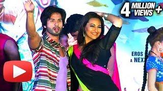 Saree Ke Fall Sa Full Song - Shahid Kapoor,Sonakshi Sinha Dance - R...Rajkumar Song