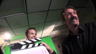 Ray Comfort -Behind The Scenes- 4/11/11