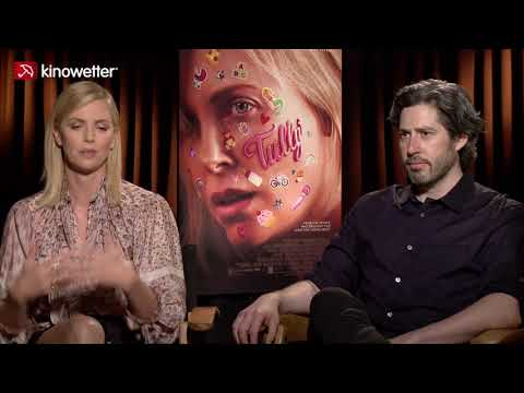 Interview Charlize Theron &  Jason Reitman  TULLY