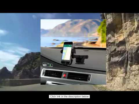 iOttie Easy One Touch 2 Car Mount Holder for iPhone 6 (4.7) Plus (5.5) 5s 5c Samsung Galaxy S5 S4 S3